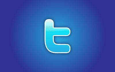 Twitter Wallpaper - Vector Redo of the Twitter T