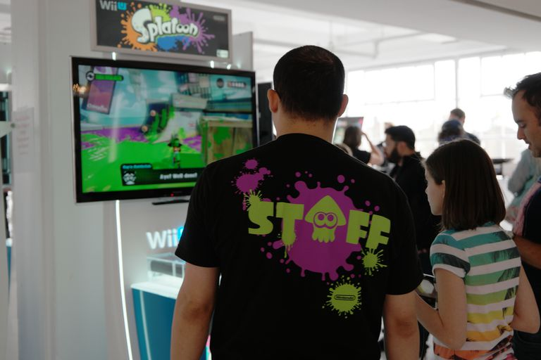 Splatoon Single Player Game Mode for Nintendo WiiU