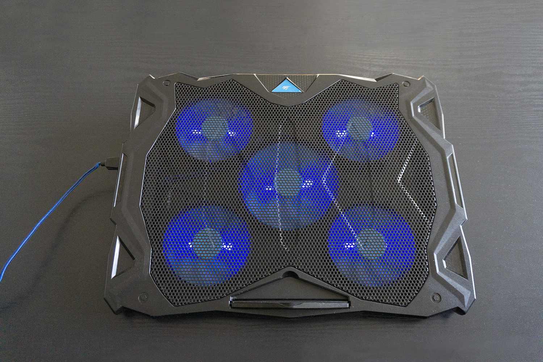 HAVIT 5 Gaming Laptop Cooling Pad