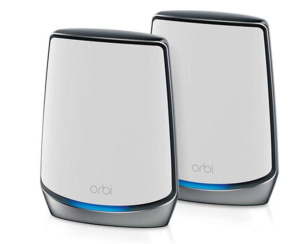 Netgear Orbi RBK852 AX6000 Mesh Wi-Fi 6 System