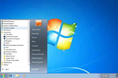 Where Is the Show Desktop Icon in Windows 7 and up