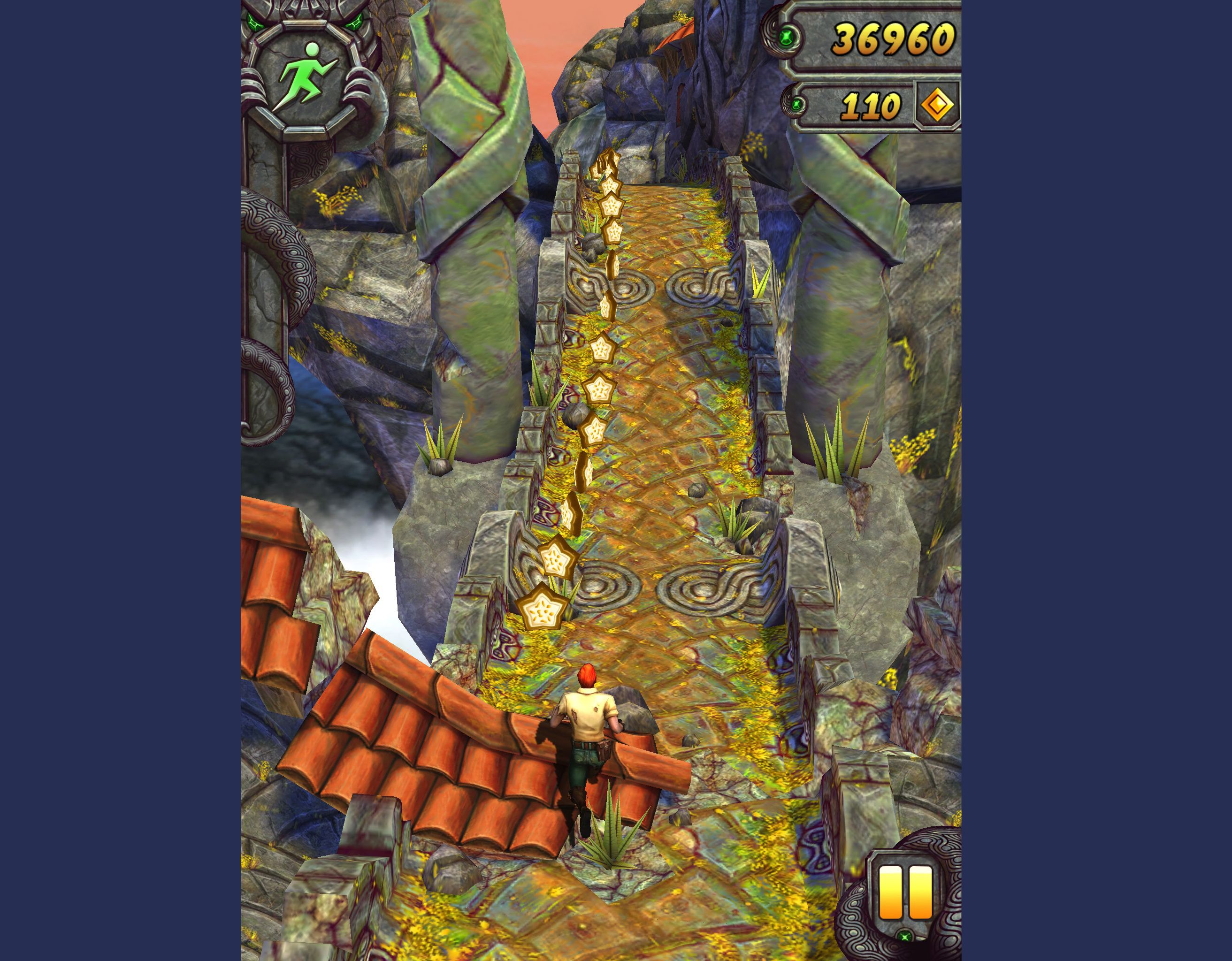 Temple Run 2 on iPad
