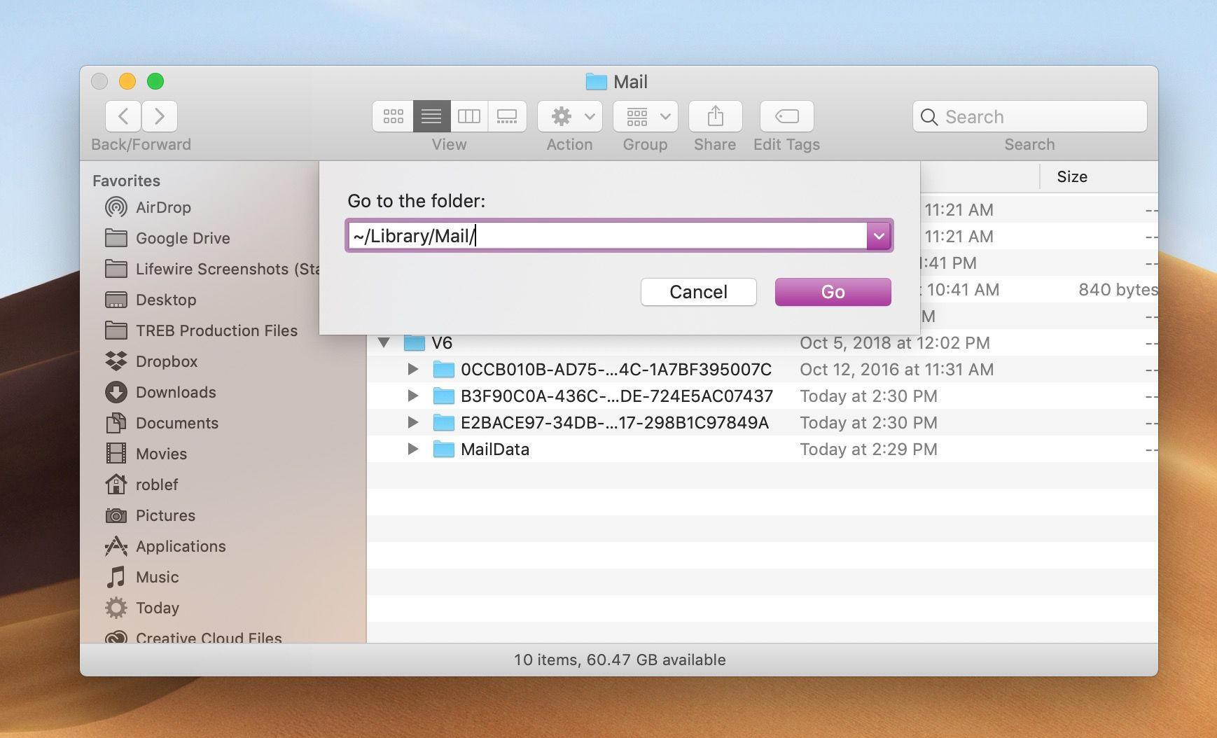 Learn Where Mac OS X Mail Stores Your Emails