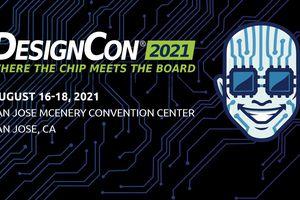 DesignCon 2021 logo