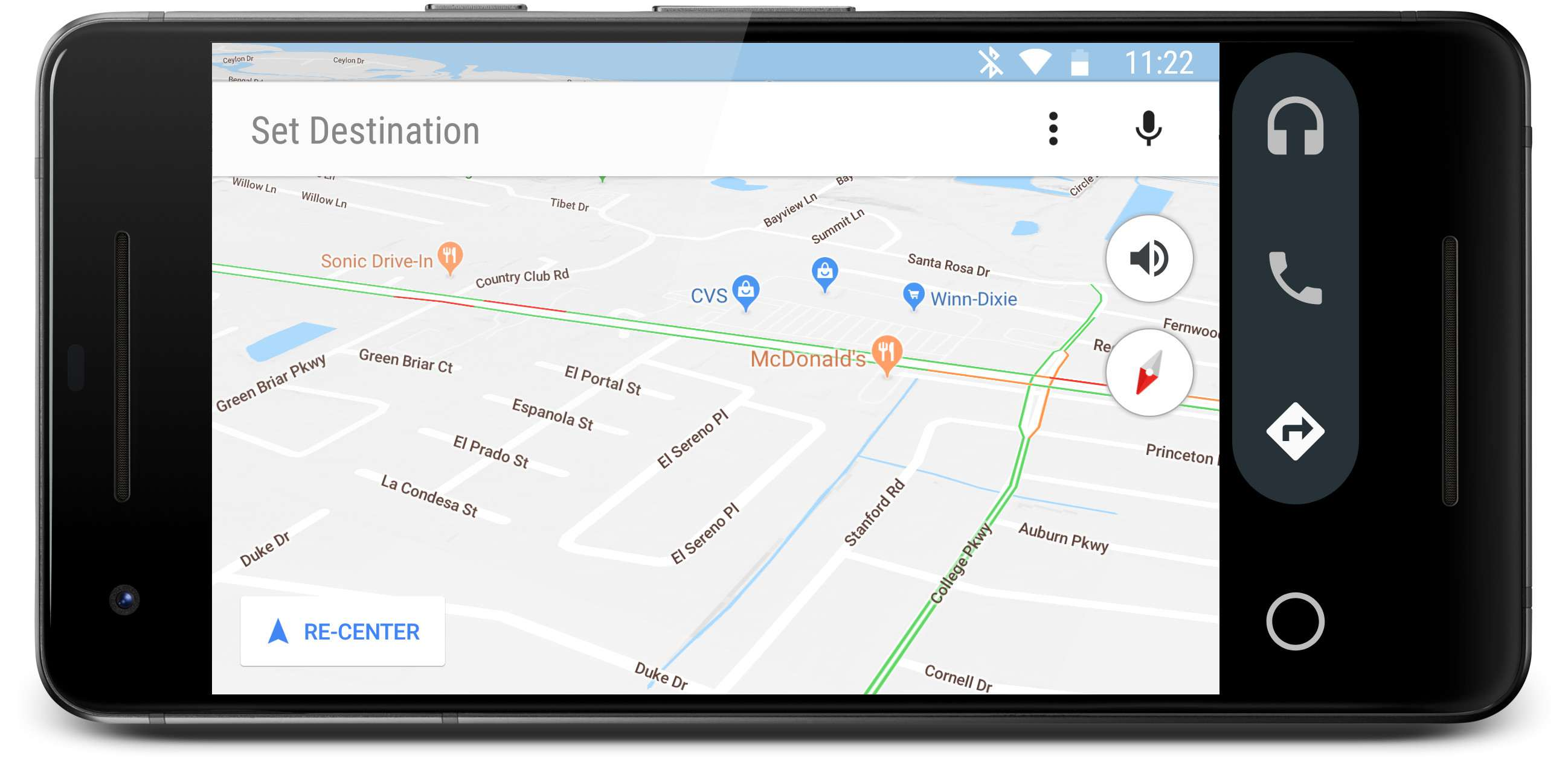 how to download map on android auto