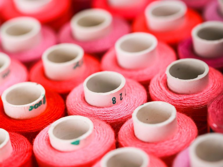 Embroidery spools