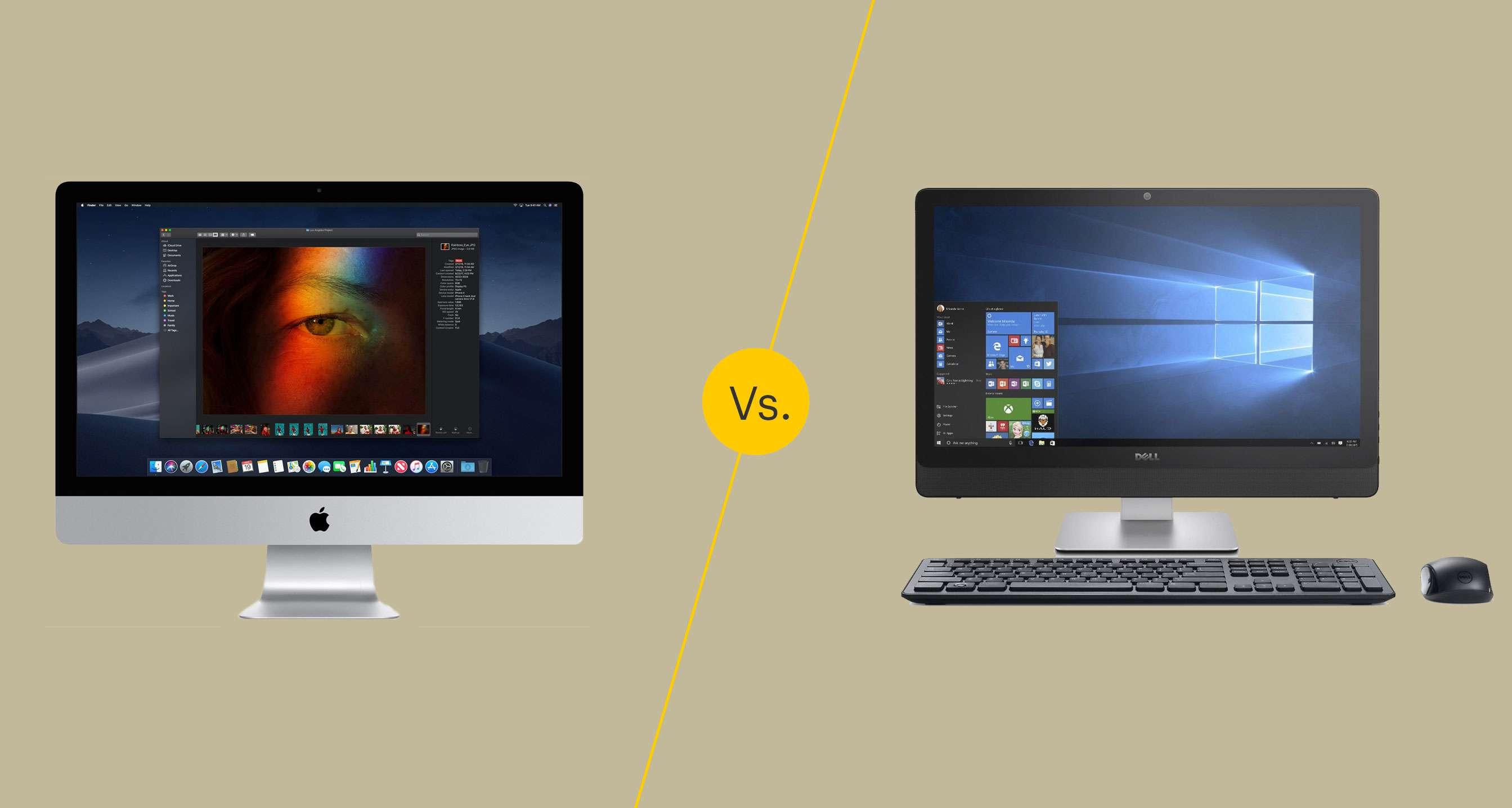 Mac Vs Pc For Graphic Design