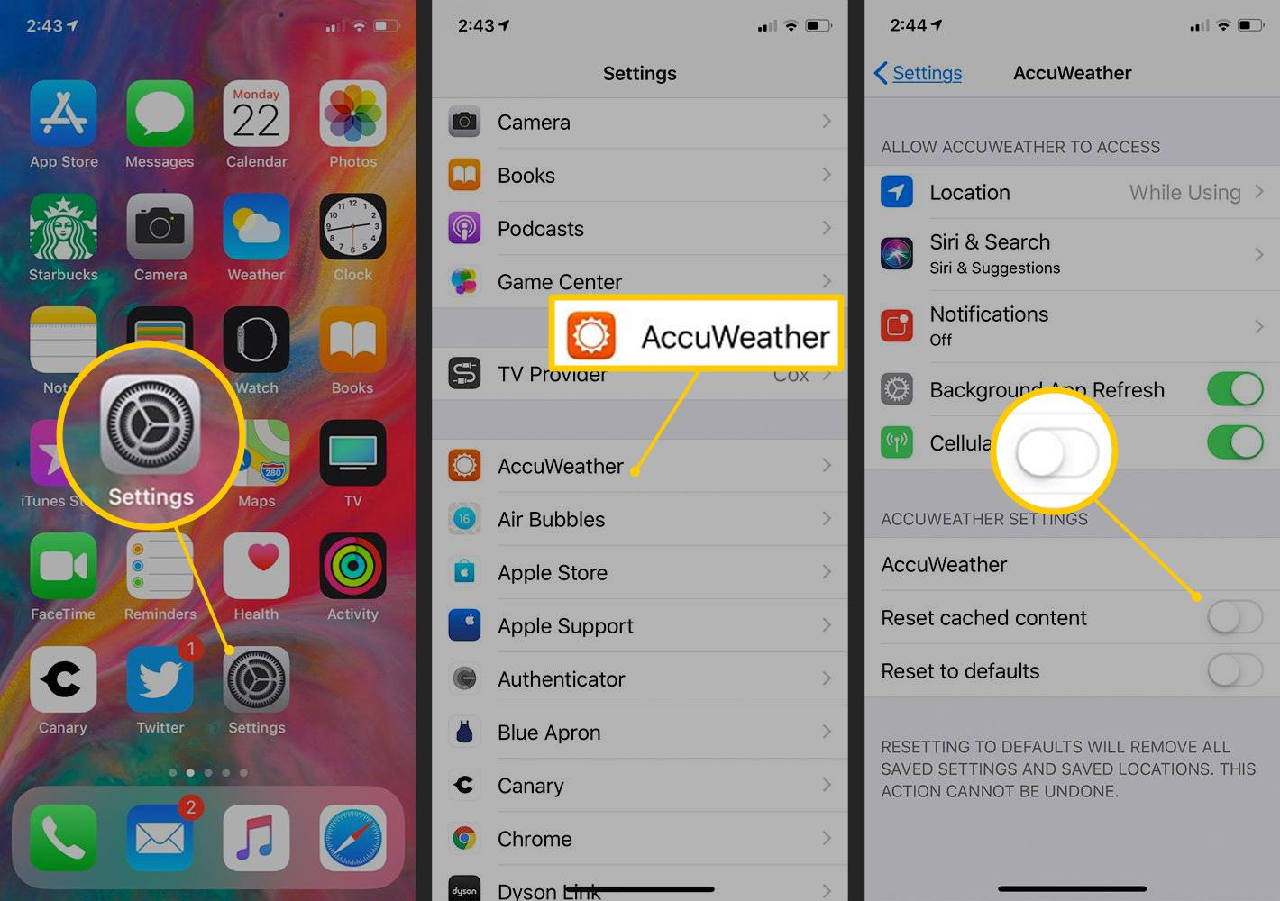 How to Clear iPhone Cache (and iPad, too)