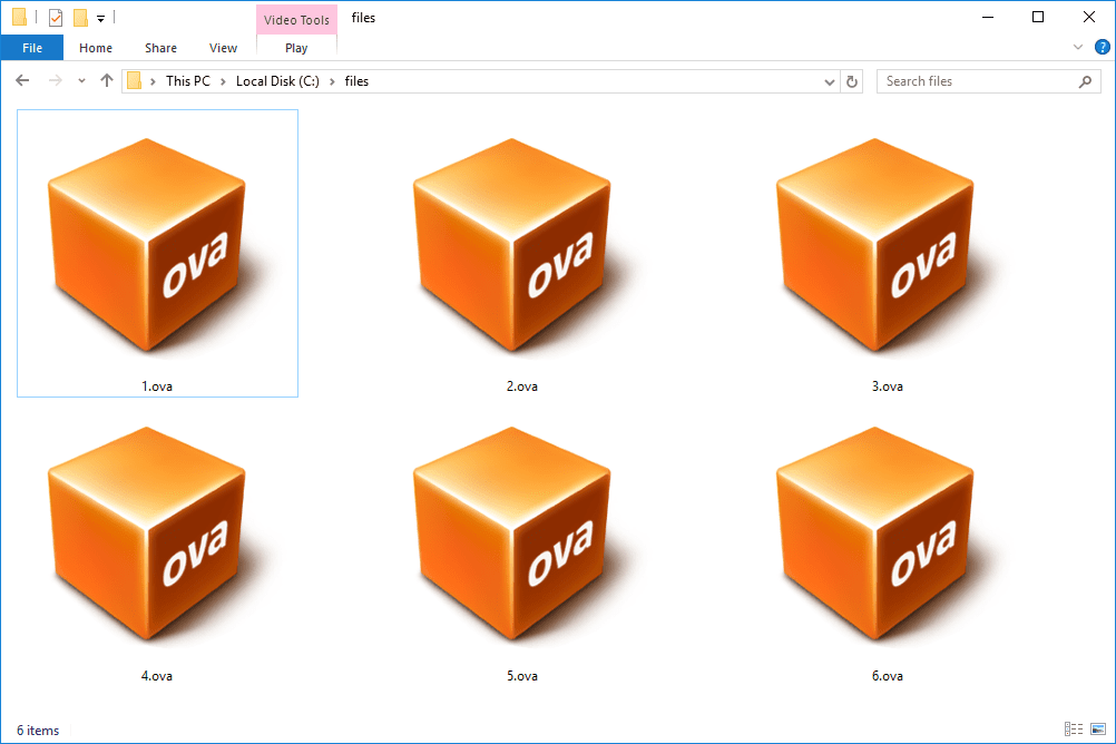 OVA File (What It Is & How to Open One)