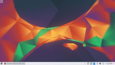Restart KDE Plasma Desktop screenshot