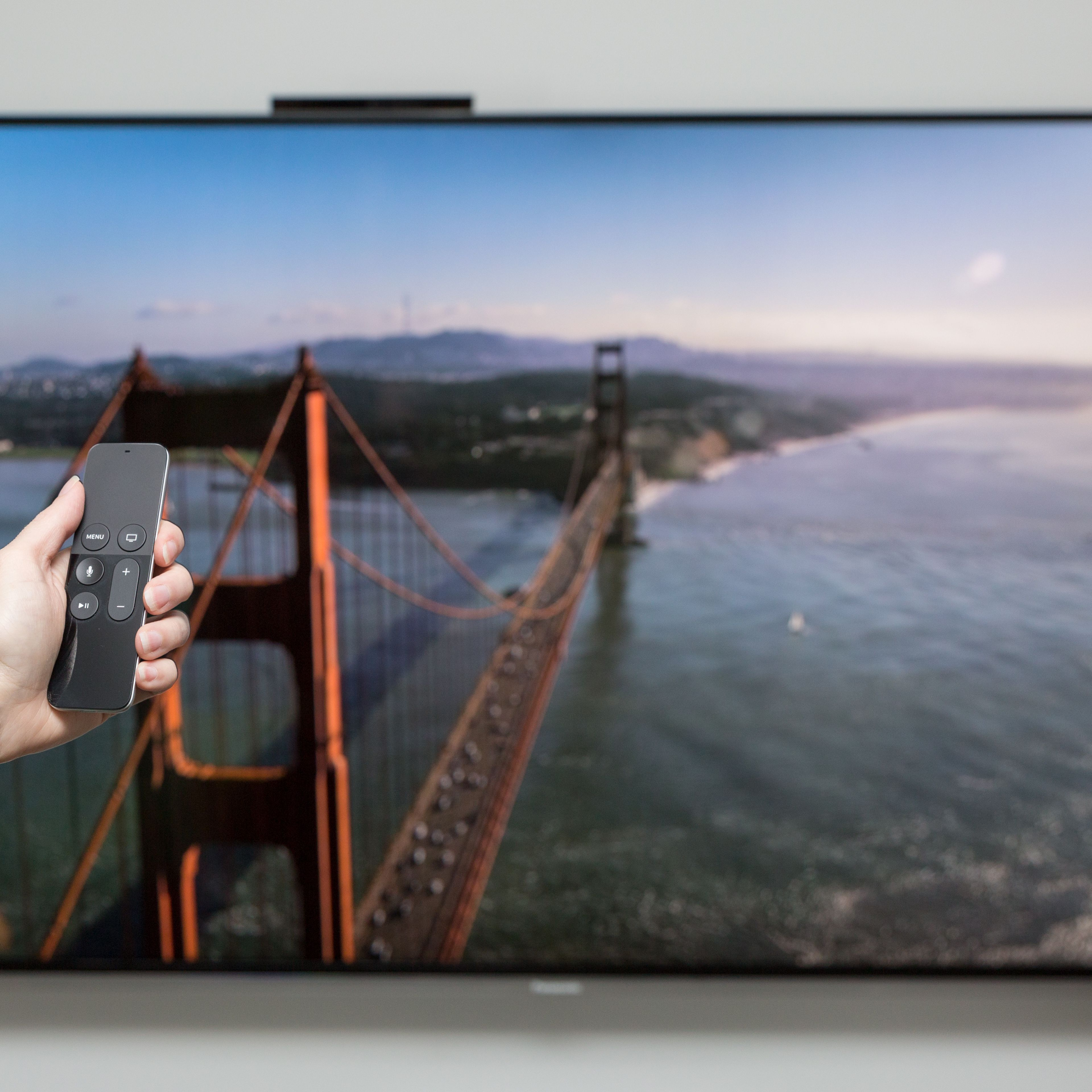 How to Control Apple TV 4 Screen Savers