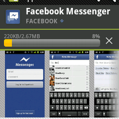Download Facebook Messenger for Android Devices
