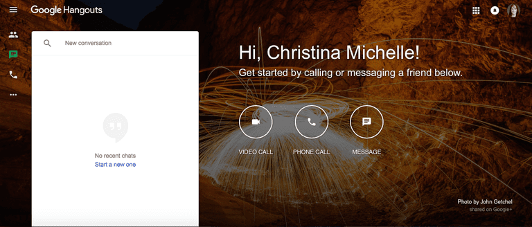 How To Make Voice Calls Using Google Hangouts