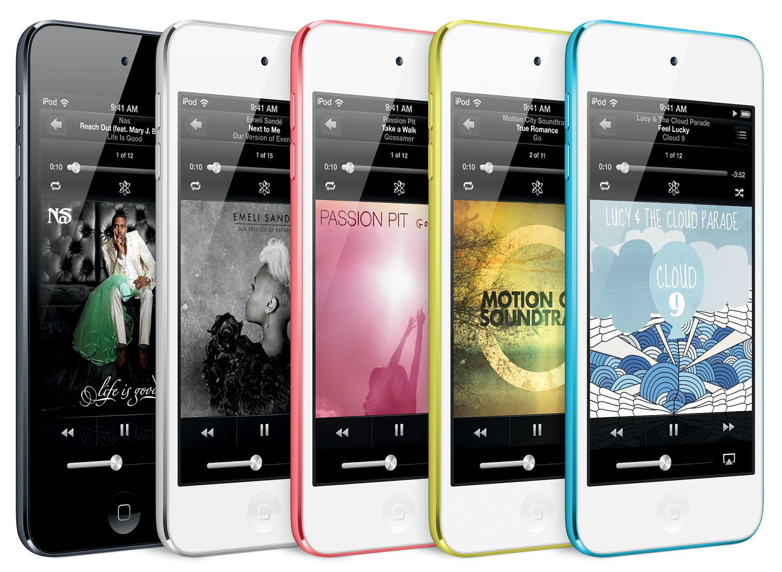 Comparing All The Recent Ipod Models Apple Touch 6 16gb Blue