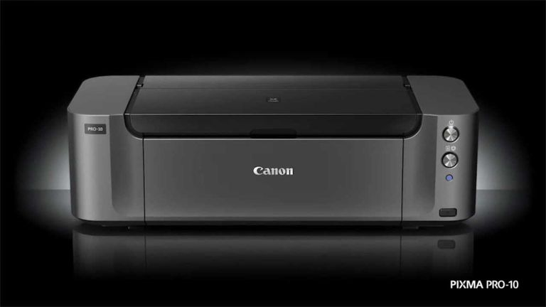 Canon Pixma Pro-10 Professional Photograph Printer