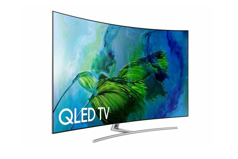 Samsung Q8C Series Curved Screen QLED 4K Ultra HD TV