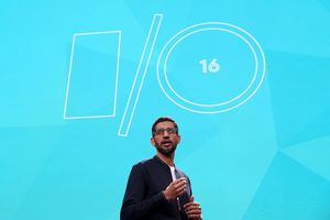 Google I/O Developer's conference