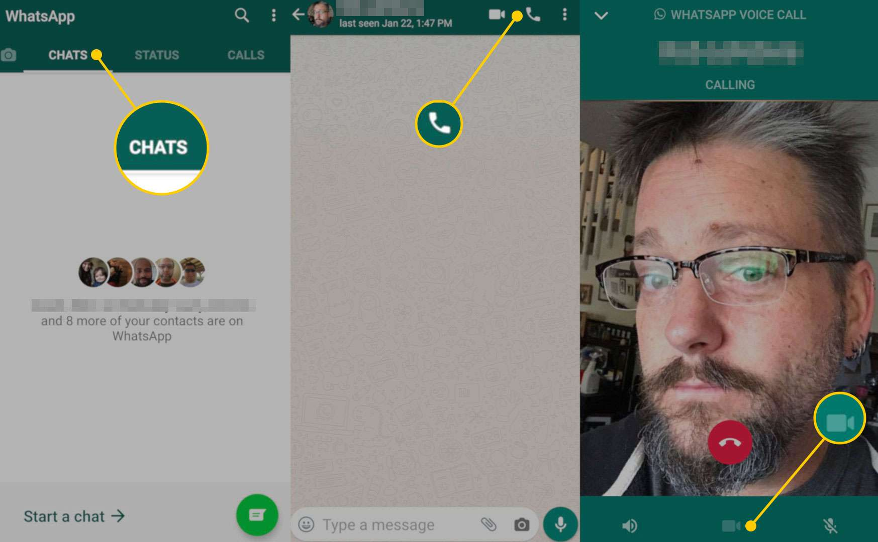 How to Use WhatsApp Video Calls for Individual and Group Calls