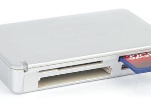 troubleshooting memory card readers