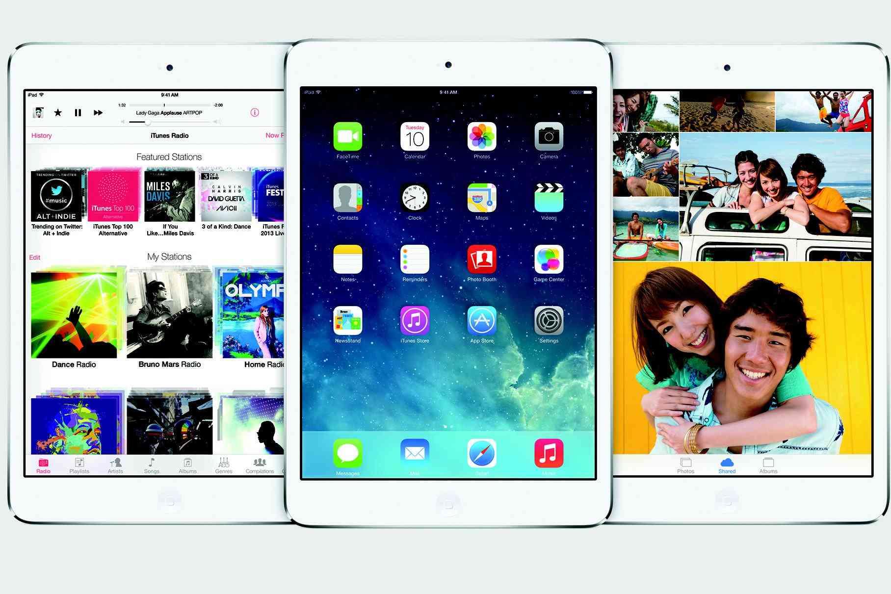 iOS 8 on the iPad mini
