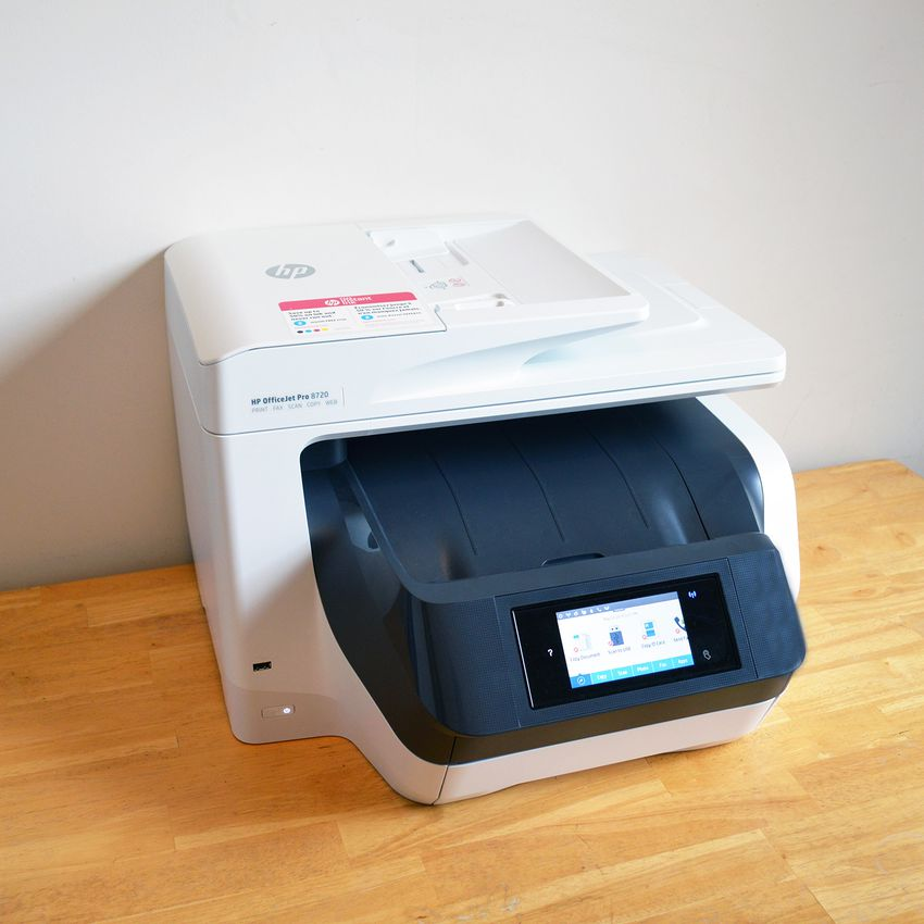 HP OfficeJet Pro 8720 All-in-One Printer