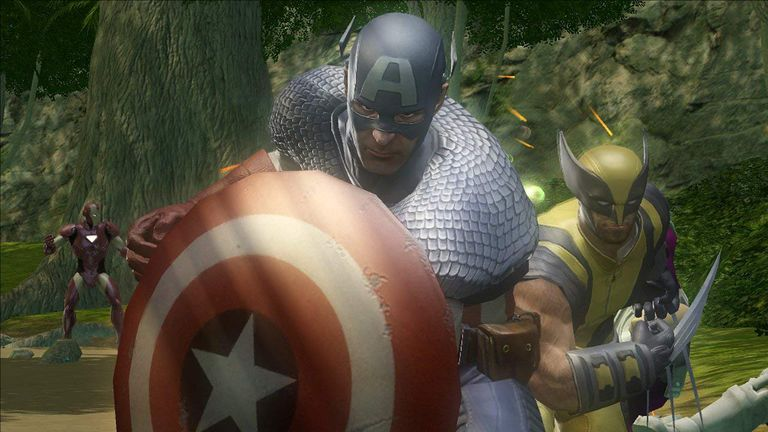 Marvel: Ultimate Alliance 2 Cheats, Walkthroughs, and Achievements