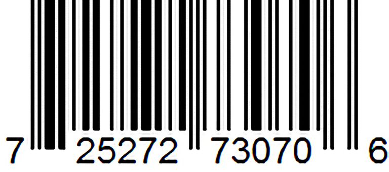UPC Barcode For Music