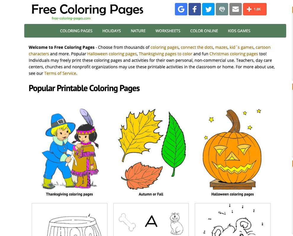 The 8 Best Free Adult Coloring Pages And Books