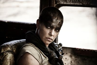 Charlize Theron as Imperator Furiosa in Mad Max: Fury Road (2015)