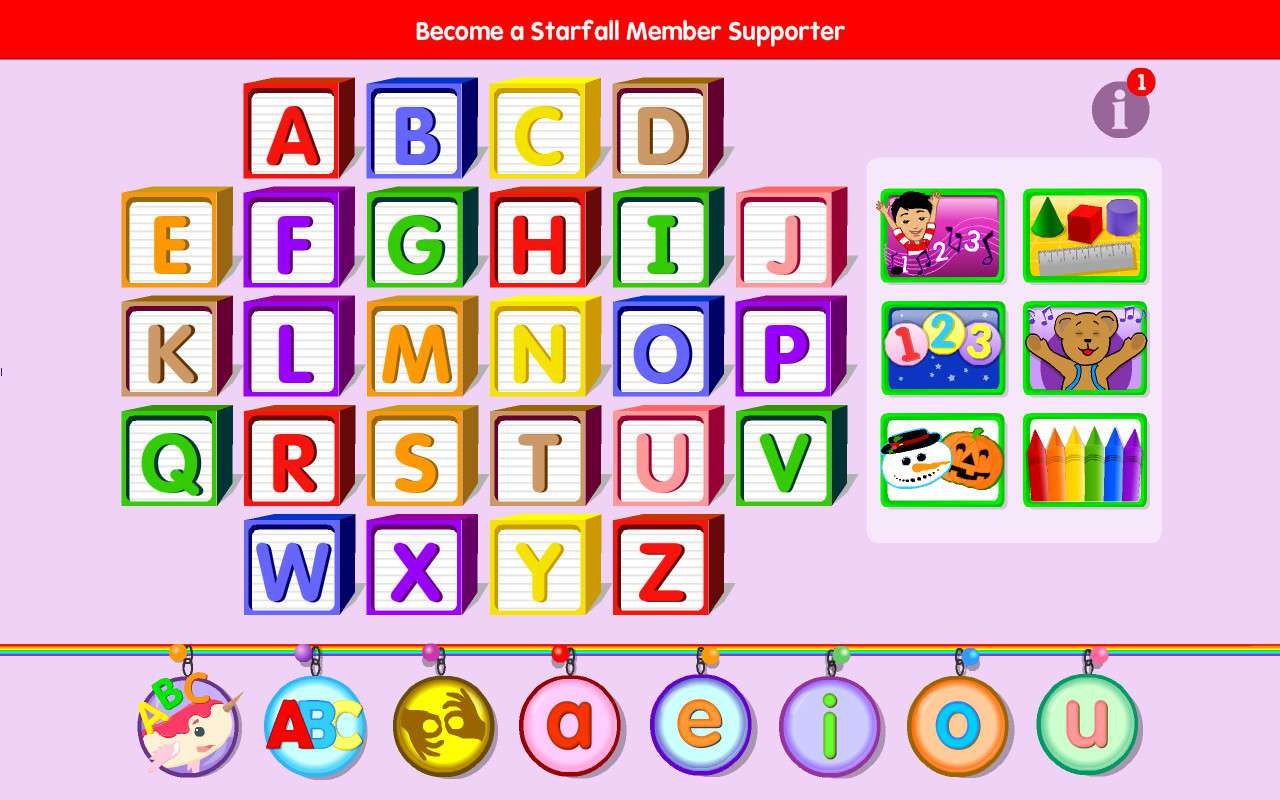 Starfall ABCs on Android