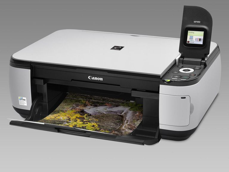 Great Photos Canons Pixma Mp490 All In One Printer