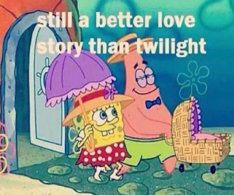 The Best Spongebob Memes