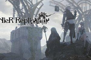 Nier Replicant cover art.