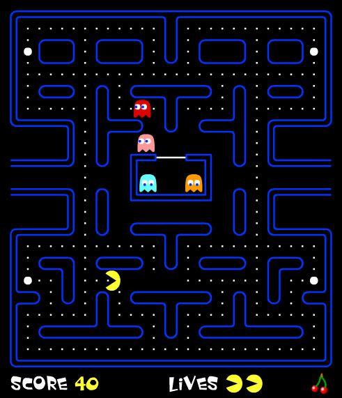 Pac Man Spiele