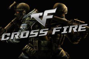 screenshot of Crossfire PS1