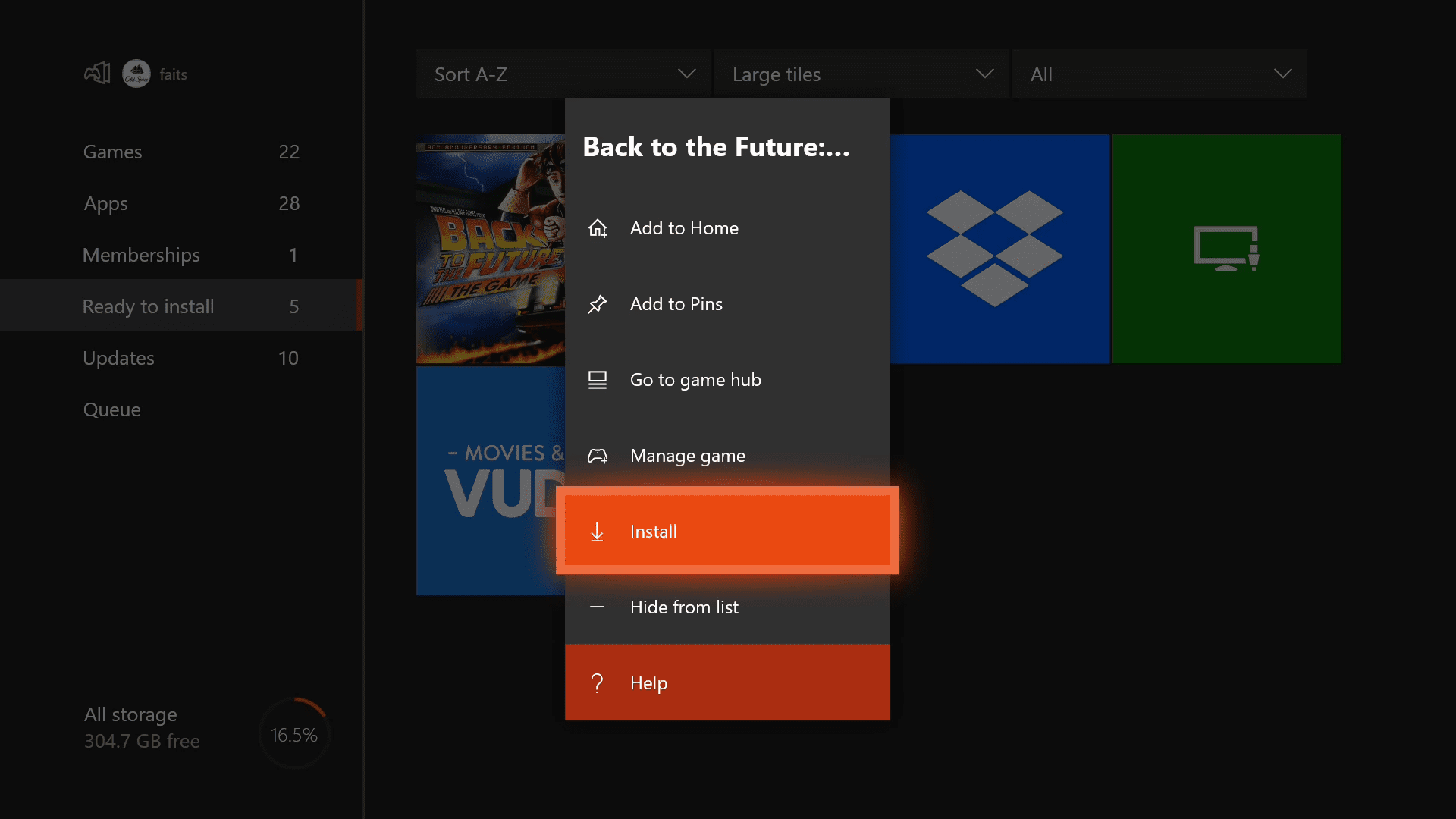 How to Uninstall a Game on Xbox One to Free Up Space