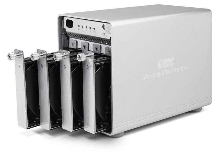 OWC QX2 Enclosure