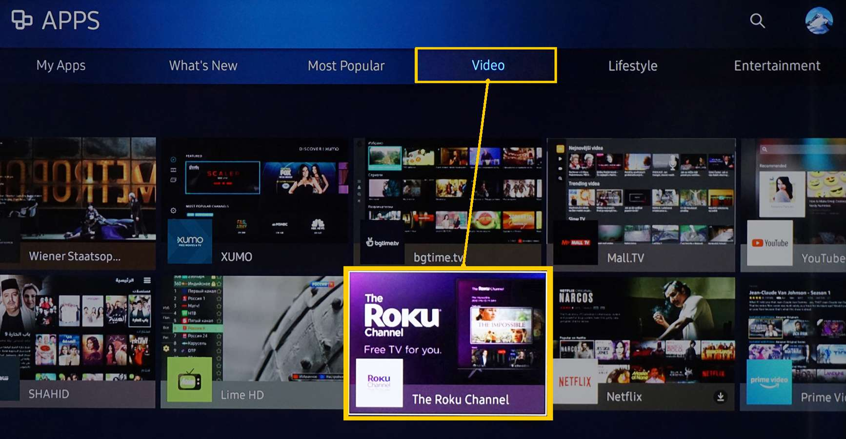 What Is the Roku Channel?