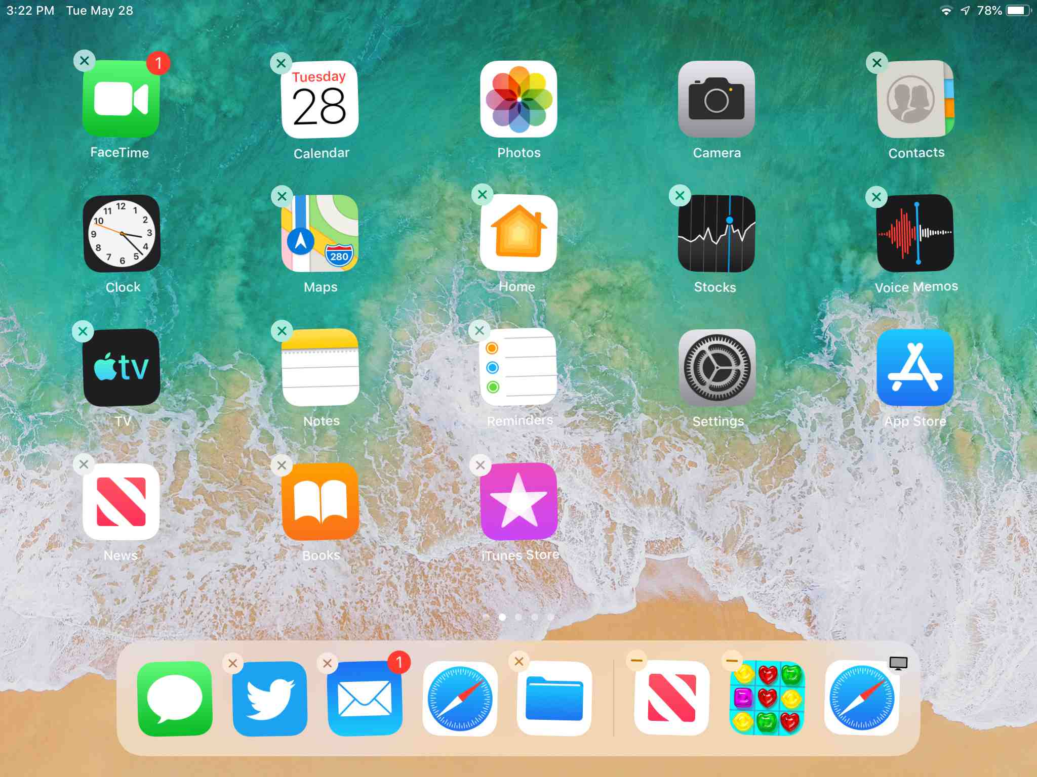 How to Move Apps, Navigate, and Organize Your iPad