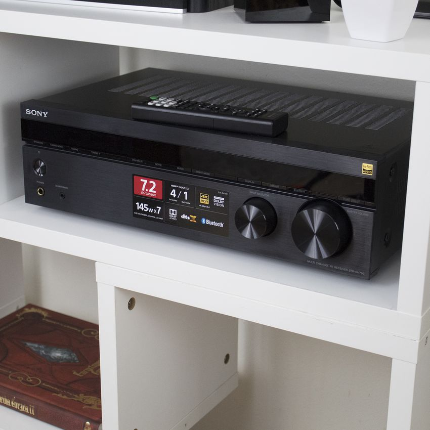 Sony STR-DH790 7.2 Channel Receiver