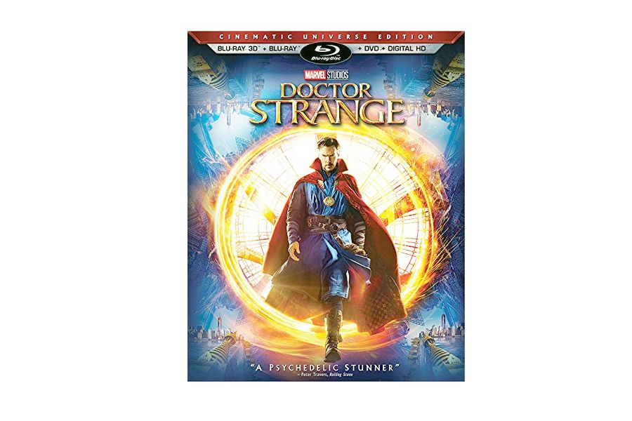 Doctor Strange - Marvel Cinematic Universe Edition