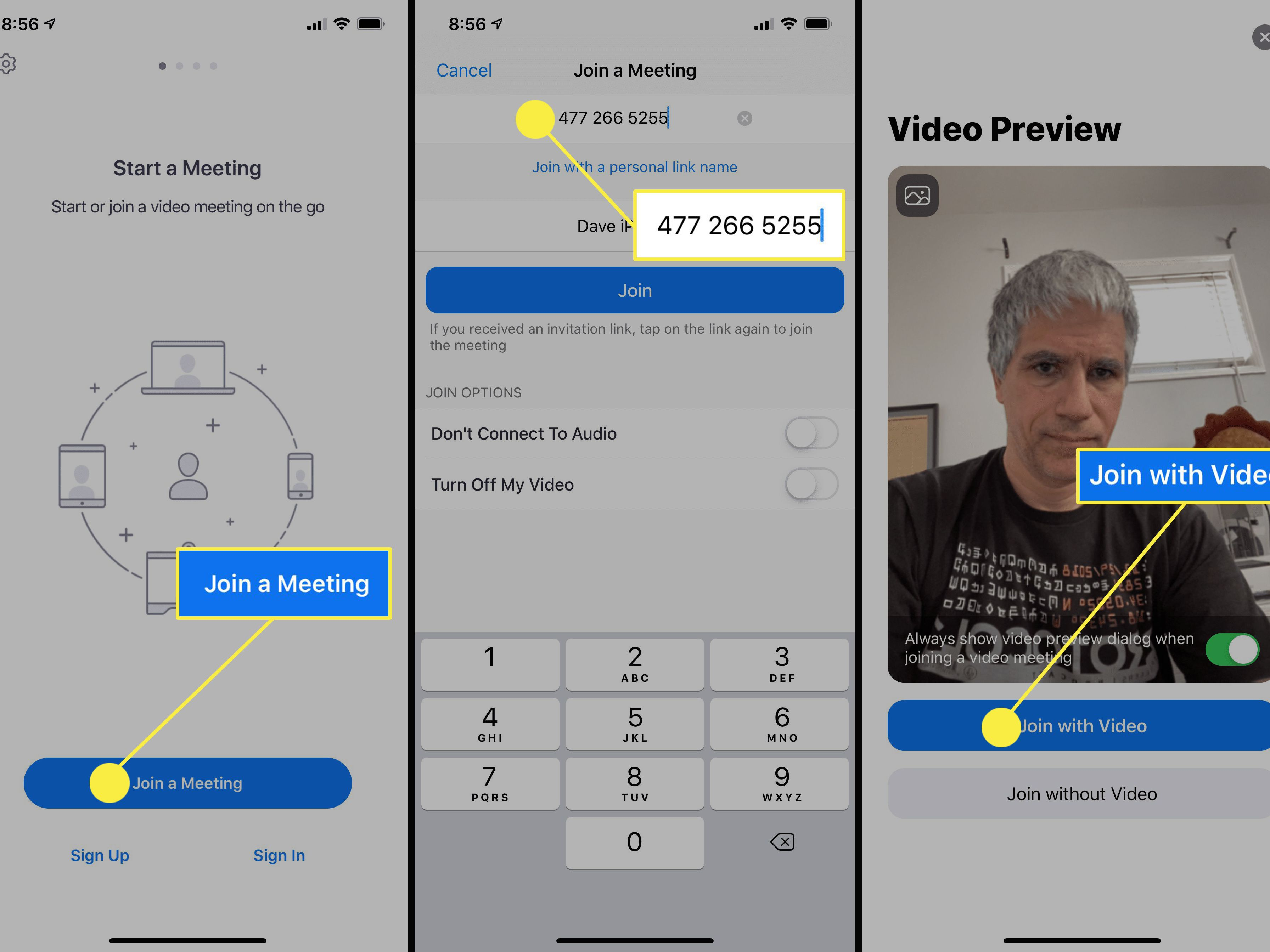 How to Use Zoom on an iPhone