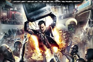 Dead Rising 1 game cover