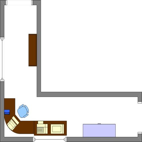 home office layout.  Office L Shaped Corridor Home Office Layout Throughout O