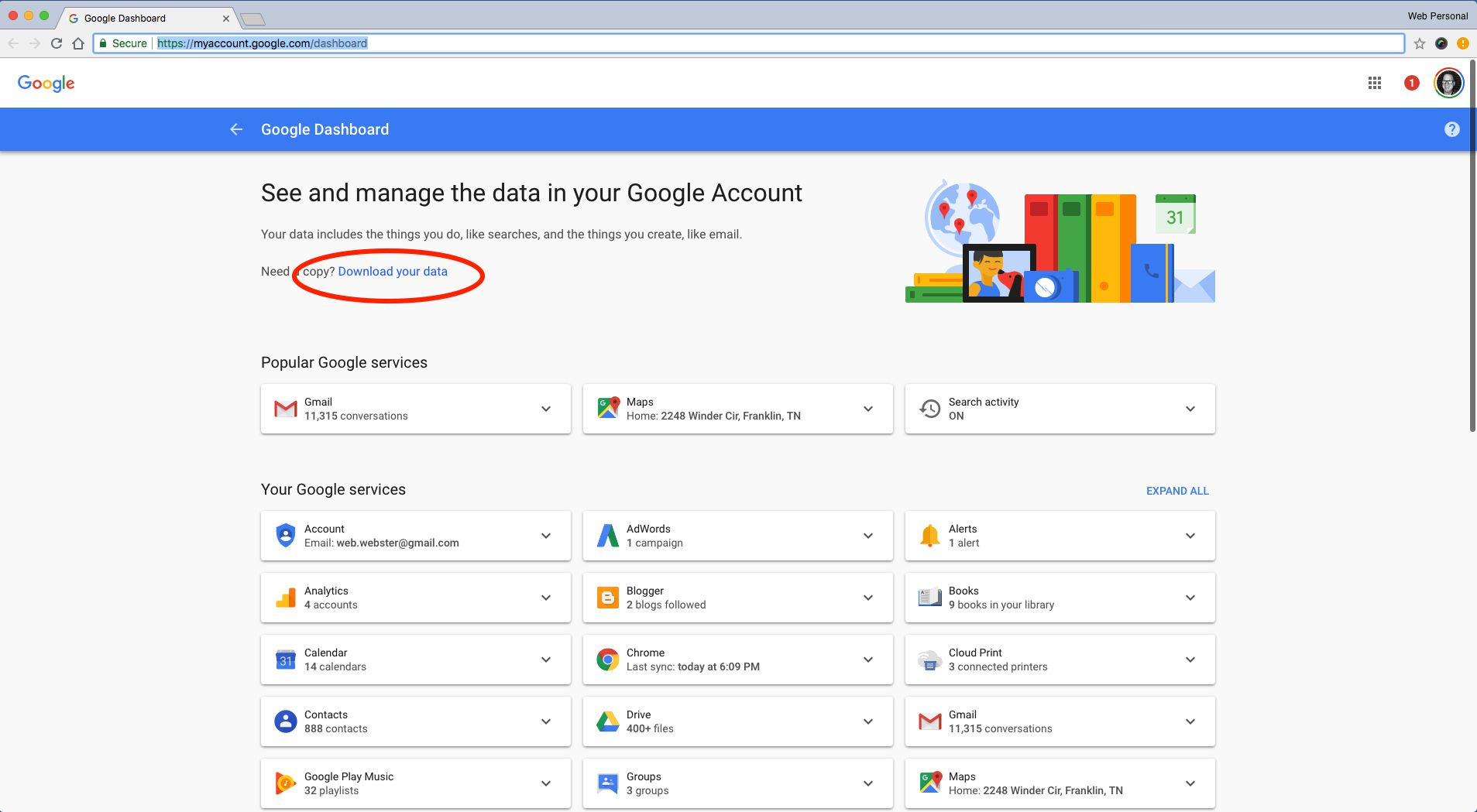 Google Takeout: Why You Need It and How to Use It