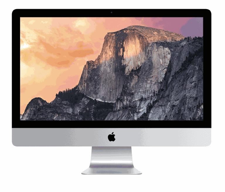 Apple iMac with Retina 5K Display