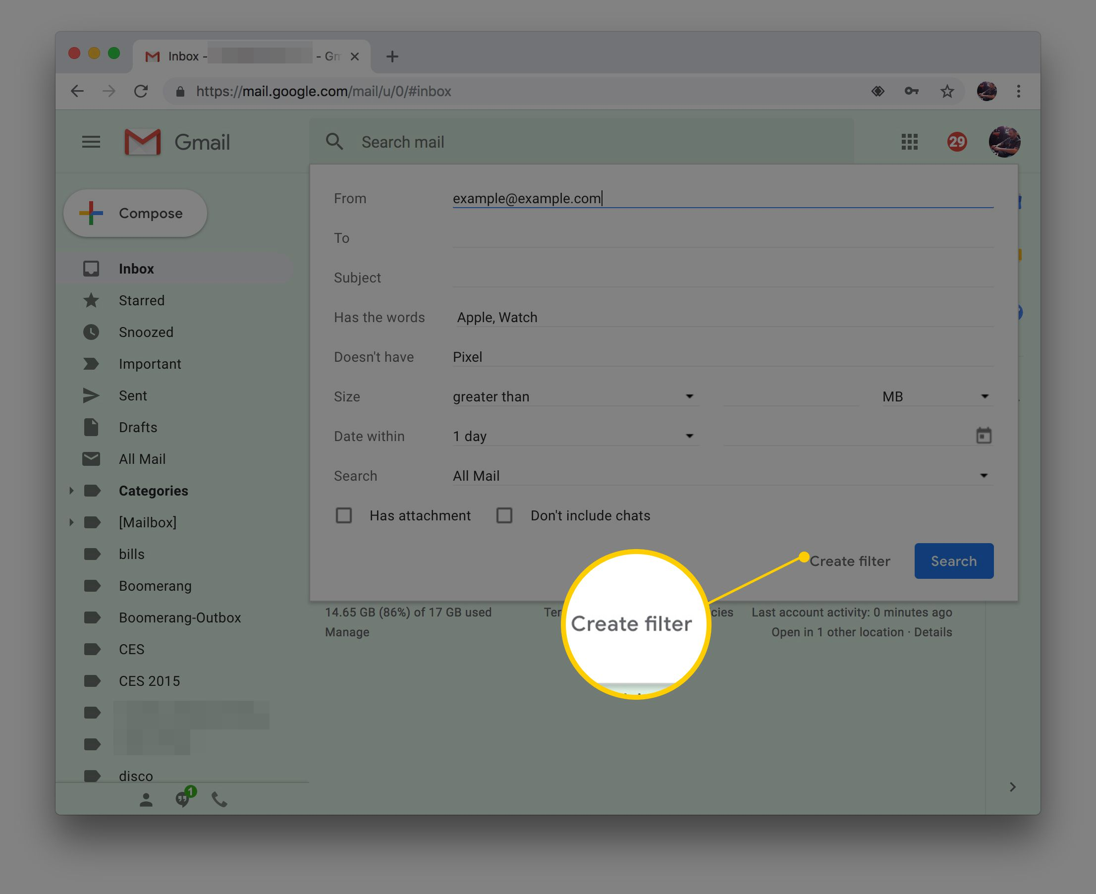 How to Create Rules In Gmail For (Almost) Anything