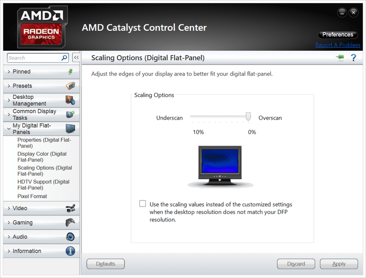 What is the Catalyst Control Center (CCC exe)?