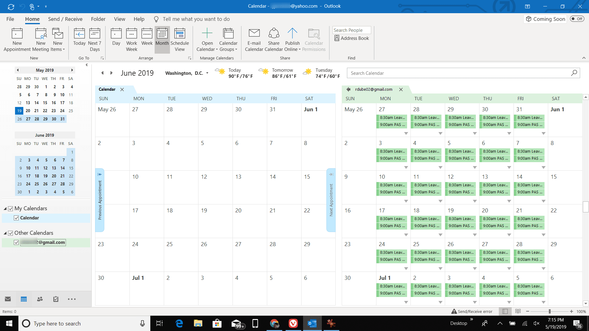 How To Get Google Calendar On Your Windows Desktop