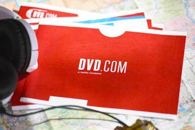 DVD.com envelope